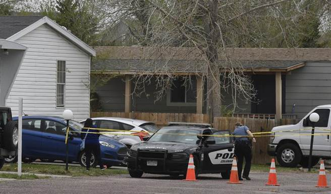 美國科羅拉多州爆發槍擊案 釀7人死亡。(美聯社)