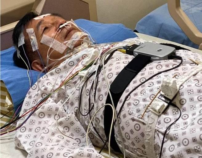 陳水扁躺床變「電線人」 陳致中曝父親病況:隨時掛著尿袋