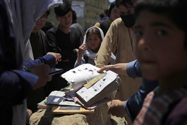 美國近期突然宣布自阿富汗撤軍,導致阿富汗多地接連發生爆炸襲擊事件。(圖/美聯社)