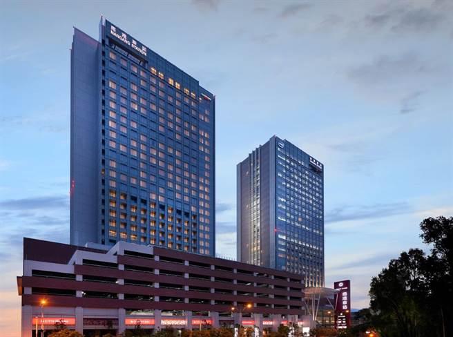 六福萬怡佈局國旅市場,帶動周末住房率約6成。(六福旅遊集團提供)