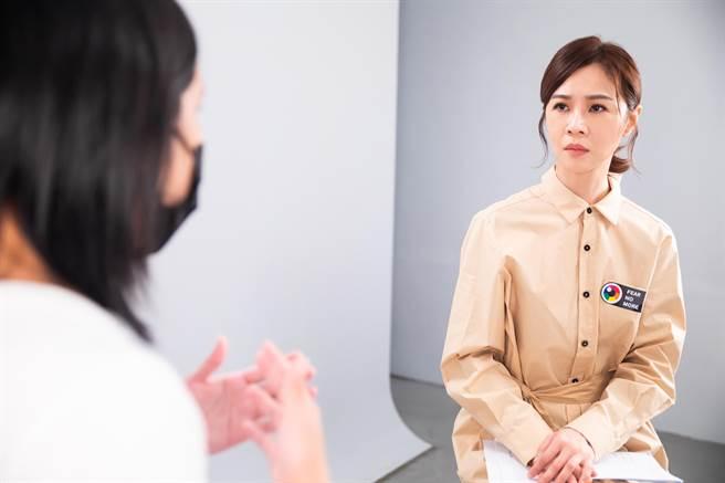 謝盈萱發現,雖然同婚法通過了,但同志仍遭遇許多不平等的待遇。(愛最大慈善光協會提供)