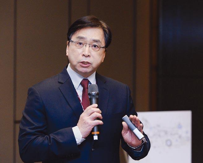 台灣科技法學會理事長劉尚志。圖/王德為