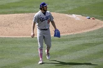 MLB》道奇狂瀉不止 包爾怒嗆:我不是來輸球的