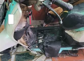 電動自行車頻傳自燃 南市消防局呼籲謹慎選購勿改裝