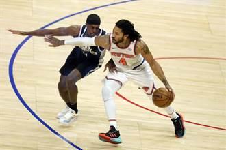 NBA》羅斯回鍋立大功 尼克重返8年前榮景