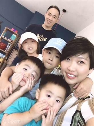 永慶服務專員職位,讓四寶媽媽林芷驪取得完美生活