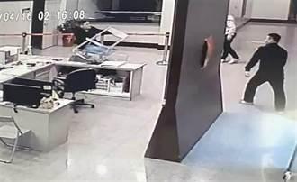 【松山之亂偵結】10黑衣人闖入派出所 僅1人起訴理由曝光