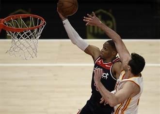 NBA》封神之戰 韋斯布魯克182次大三元史上第一人