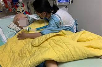 柔道童昏迷21天腦壓檢測器移除 醫曝最新狀況:等待奇蹟
