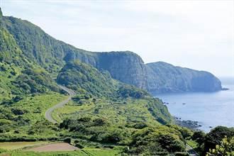 日本九州自駕必訪 日本汽車廣告寵兒「生月夕陽道路」