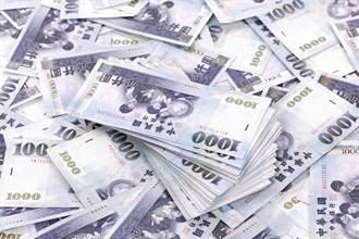 股匯雙挫 新台幣重貶1.36角 收在27.952元