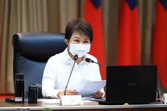 疫情發燒、上緊發條 盧秀燕12日舉行防疫會議