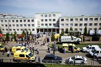 影》俄羅斯高中爆炸、槍手掃射釀11死 學生3樓跳窗逃生慘死