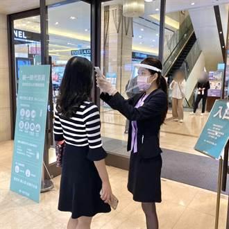 疫情升級 統一時代百貨台北店本周末活動取消並提升防疫布署