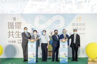 台電2021環境月起跑 8電廠與區處舉辦生態導覽