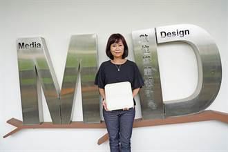 馮文君創作時光寶盒 接連奪國際2獎
