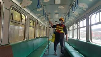 阿里山林鐵加強防疫 車上禁止飲食、支線運量降載