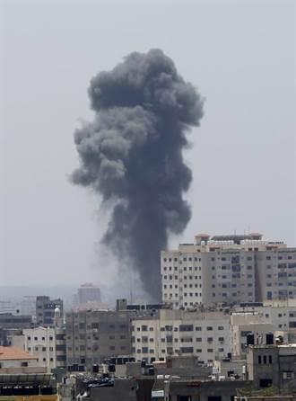 空襲報復哈瑪斯 以色列:擊中130個軍事目標