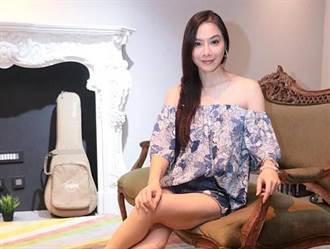 46歲陳柏渝駐顏有術 隔5年重返戲劇圈