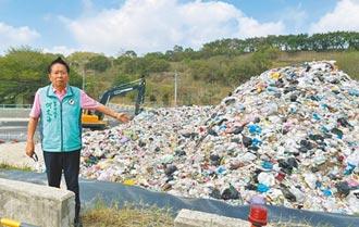 中市焚化爐歲修 千噸垃圾待移除