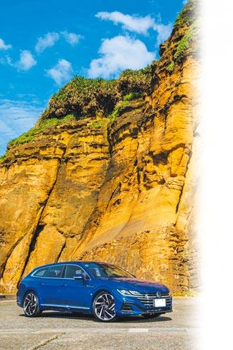 The Arteon Shooting Brake VW獵跑最佳代步伙伴