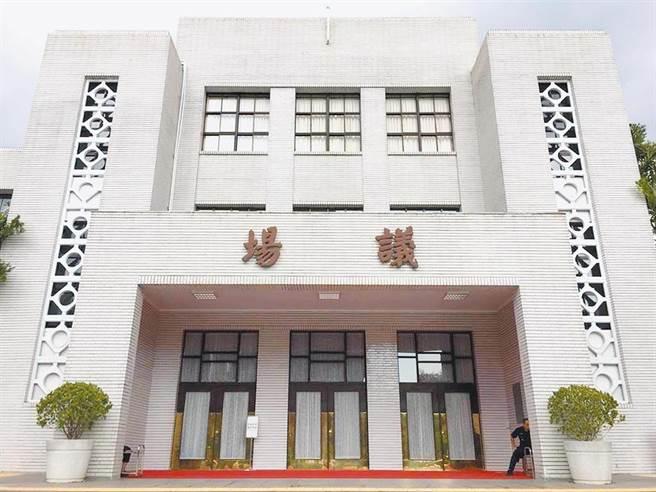 立院今日三讀通過《國立台灣歷史博物館組織法》、《國立台灣歷史文學館組織法》,兩館將由四級機構升級為三級機構。(本報資料照)