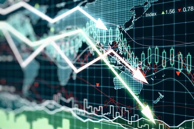 台股重創652點,謝金河分析暴跌原因。(圖/shutterstock)