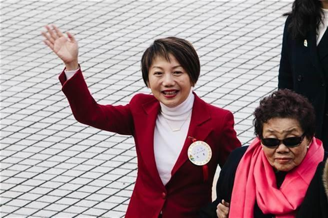 民進黨立委兼民進黨立法院黨團副書記長 范雲。(圖為中時資料照)