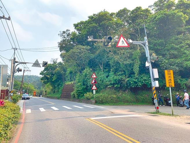 北宜公路將有2路段調升速限至50公里。(新北市警局交通大隊提供/本報資料照片)