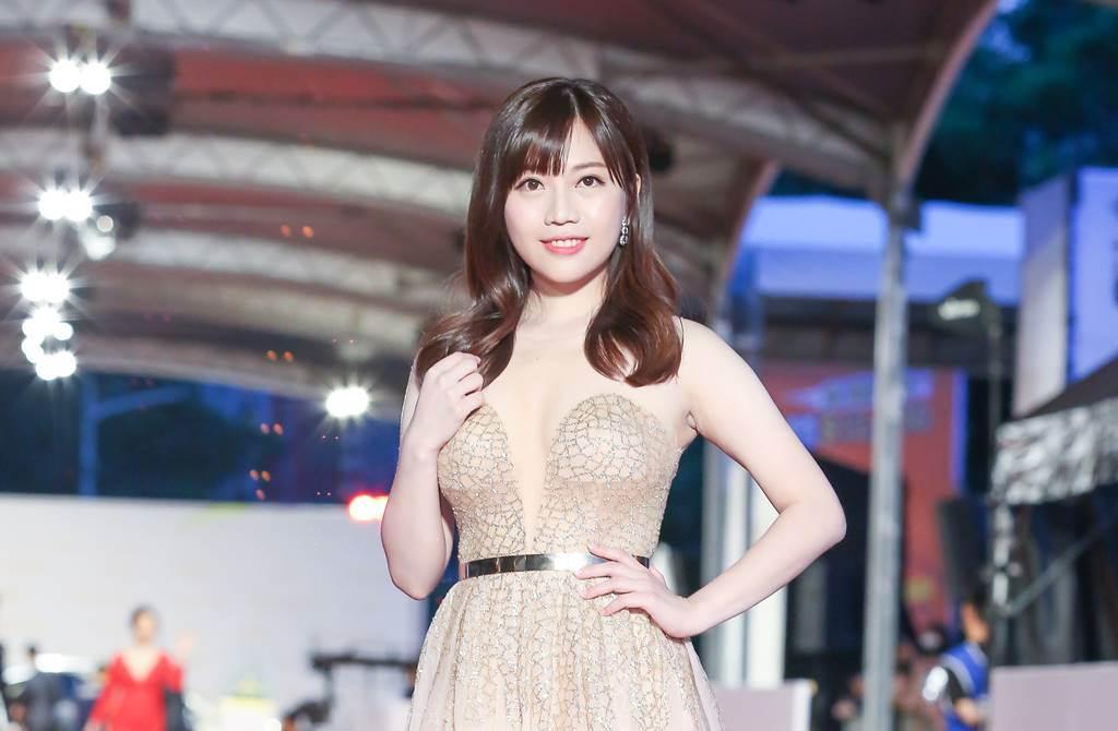 主播出身的蔡尚樺近年轉型為主持人,她以甜美外型、清晰口條擁有高人氣。(圖/本報系資料照片)