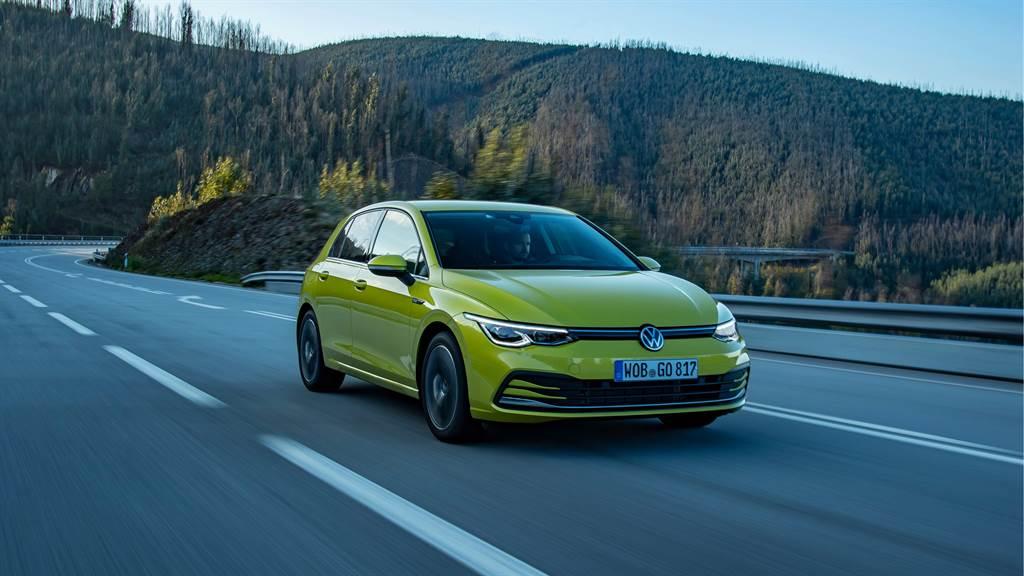 全新第八代VW Golf將導入48V輕油電動力,預計五月下旬開始預售。