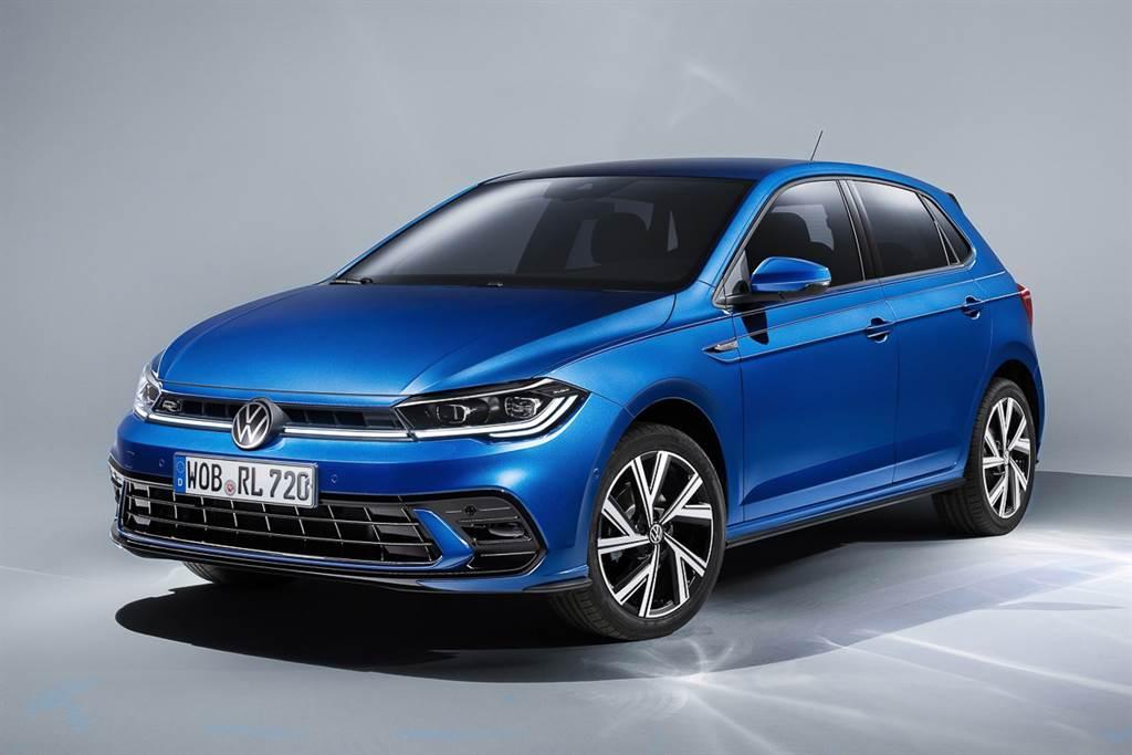 Volkswagen 小改款 Polo 陣容即將完備 GTI車型預告 6 月出閘
