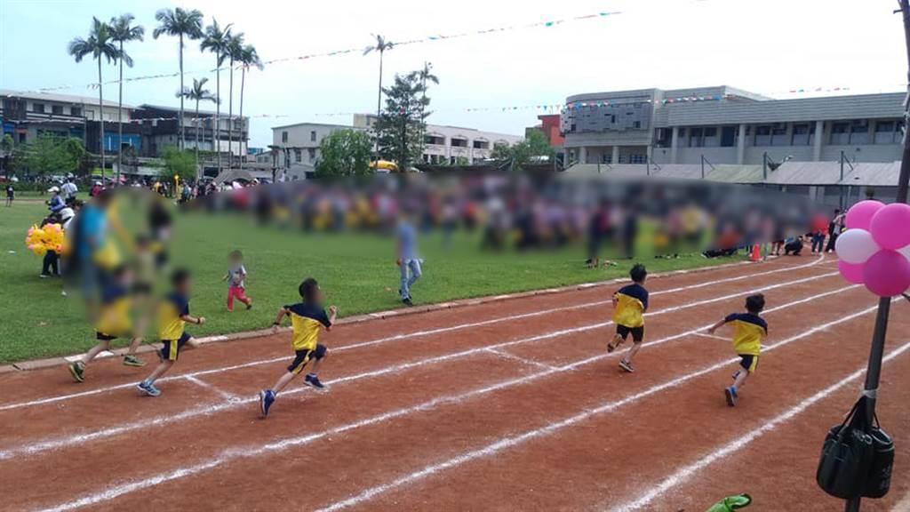 宜蘭冬山鄉某國小有學童確診,而該校3天前才舉辦校慶,有千人聚集。(圖/該國小臉書)