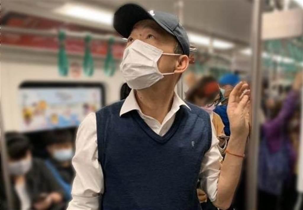 前高雄市長韓國瑜。(圖/摘自 韓國瑜臉書)