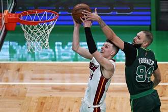 NBA》一戰定江山 熱火進季後賽 塞爾提克打附加賽