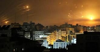 影》巴勒斯坦3天下千餘地獄彈雨 以暴怒復仇 恐爆全面戰爭