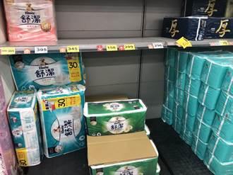 本土今暴增16例確診 家樂福泡麵、衛生紙搬貨量增