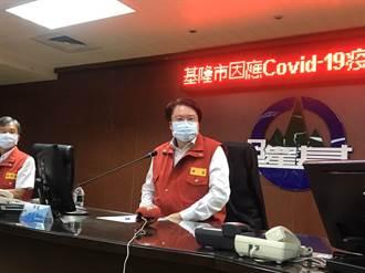 基隆八大場所照常營業 林右昌:疫情升溫不排除全面關閉
