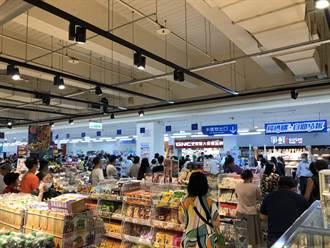 下班人潮湧入 賣場出現泡麵、衛生紙搶購潮