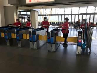 觀光客超多!花蓮防疫升級 車站、東大門每日消毒 鐵路便當暫停販售