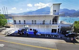南投縣風景區管理所 變身遊客服務中心、餐飲、旅店開幕