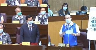 議員要求聽民意對4大公投表態 鄭文燦:我都投反對票