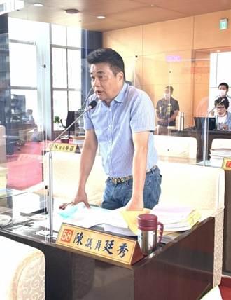 市議員盼研考會提供精準數據 吳皇昇:致力政策規劃和管制考核
