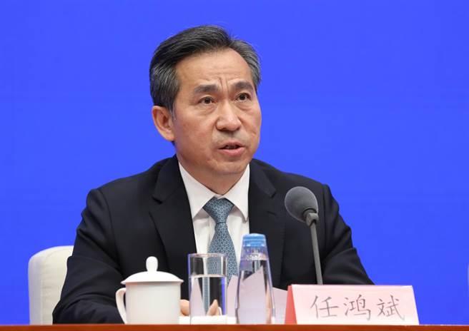 中國商務部部長助理任鴻斌今日下午在國務院新聞辦公室舉行的發布會上表示,中國—中東歐國家合作取得了四大豐碩成果。(中新社)