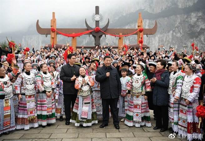 華春瑩駁中國人口危機論:比美歐國家人口總數多