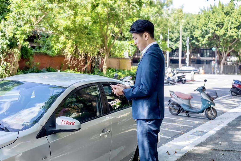 iRent攜手悠遊卡公司推出1280定期票加購汽機車月租方案,補足大眾運輸的最後一哩路。