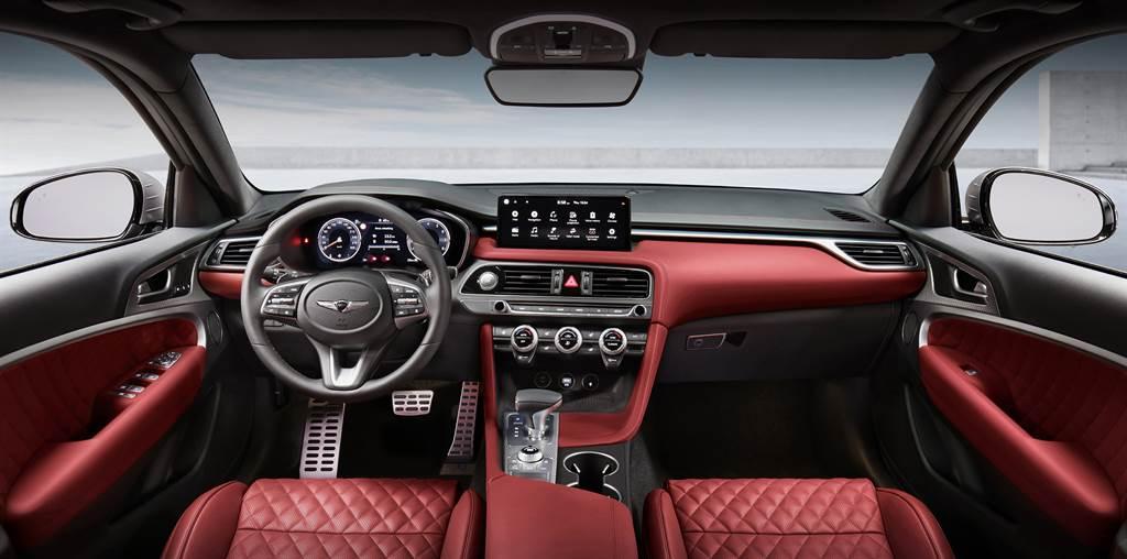 為歐洲消費者量身定做的新「獵跑」,Genesis G70 Shooting Brake 首度亮相!