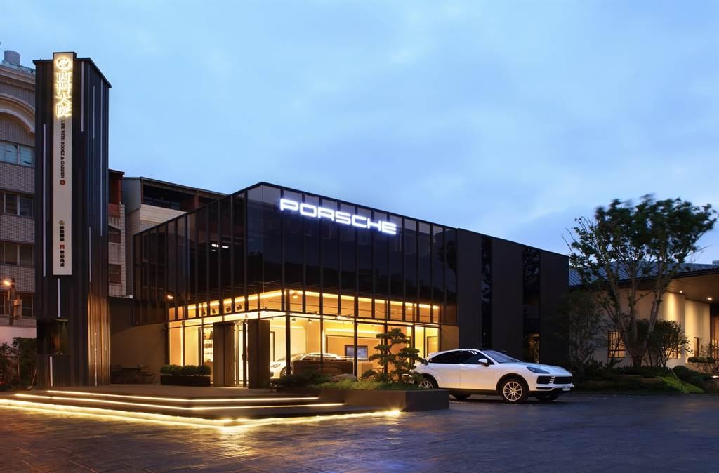 「西門大院」由北部知名銷售團隊聯碩地產規劃,接待中心讓人耳目一新。(業者提供)