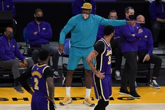NBA》詹皇宣告今天仍不回歸 一眉哥跟著不打