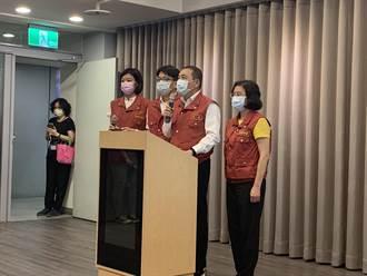 足跡遍布新北各區 侯友宜宣布:即日起展開24小時全市大消毒